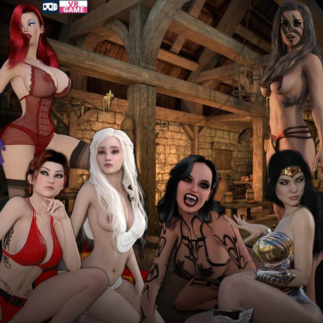 sinvr girls review
