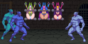 trollbusters porn game