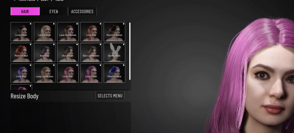 holodexxx review hair